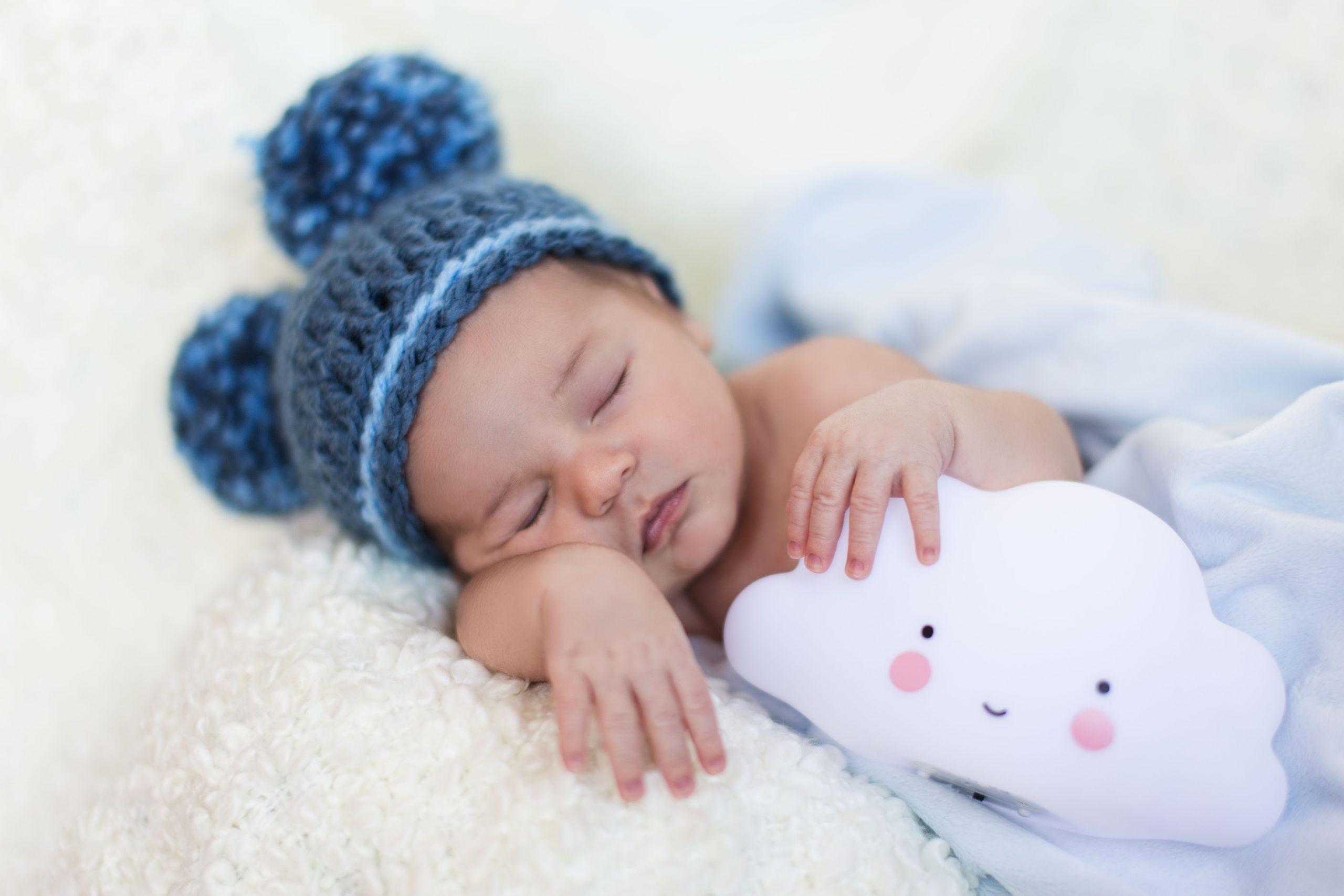 Recién Nacido Marina de Oteo fotografía